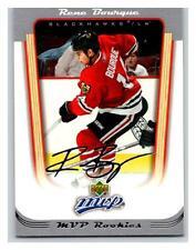 (HCW) 2005-06 Upper Deck MVP #397 Rene Bourque NHL MINT RC Rookie 02869