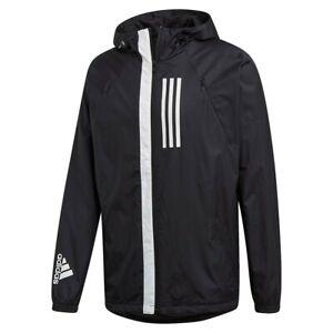adidas Mens W.N.D. Wind & Water Repellent Jacket EK4624 RRP £75