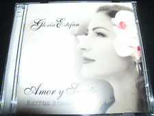 Gloria Estefan Amor Y Suerte Exitos Romanticos US CD DVD Edition