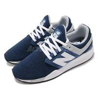 New Balance MS247FK D Blue Navy White Grey Men Running Shoes Sneakers MS247FKD