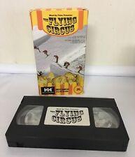 Wind Up Films Ski VHS Tape Flying Circus Moto Style Super Gaps Utah Snowboard