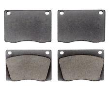 Disc Brake Pad Set-Element3; Organic Front Raybestos PGD4