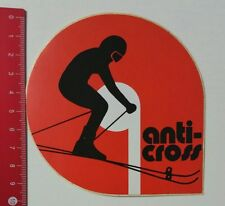 Aufkleber/Sticker: anticross (17021768)