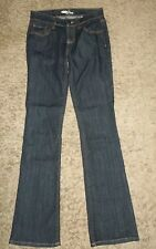 VERY NICE PAIR OF WOMENS/JUNIORS OLD NAVY JEANS SIZE 0
