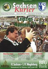 RL 1999/00 FC Sachsen Leipzig - 1. FC Magdeburg, 16.10.1999