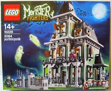 LEGO MONSTER FIGHTERS EXCLUSIVE 10228 Haunted House