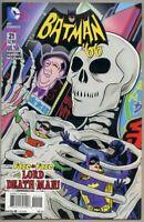 Batman '66 #21-2015 nm 9.4 Lord Death Man Mike Allred DC Comics