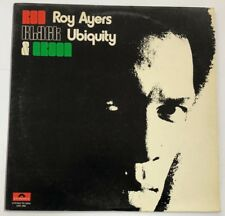 """Roy Ayers LP """"Red Black and Green"""" POLYDOR ~ Orig~ 1973 ~ Soul ~ Funk ~VG++ CQC"""
