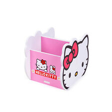 DIY Hello Kitty Head Pen Pencil Makeup Holder Case KK894