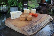 Rustic Solid Ancient Scottish Oak chopping Bread Board/ food server