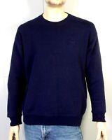 vtg 80s 90s JC Penney USA Olympic Navy Blue Sweatshirt Small Logo sz XL