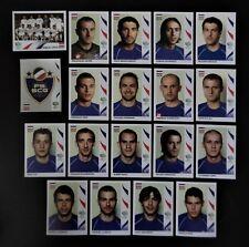 Panini Fifa World Cup Germany 2006 completo de equipo insignia de Serbia + Lámina