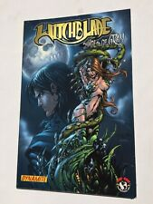 WITCHBLADE SHADES OF GREY TOP COW VOL 1 LEAH MOORE GN  1st Printing