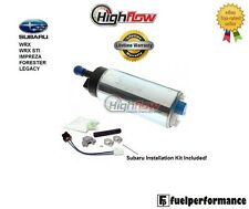 New HFP HIGH FLOW 255LPH Fuel Pump - Subaru Impreza GSS341 Style