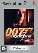 James Bond 007: Nightfire Platinum.