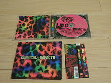 LM.C - Gimmical Impact (1st press) - Japan Visual Kei Music CD +DVD Pierrot