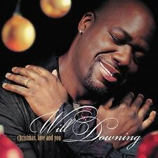 Christmas, Love And You Downing, Will Audio CD