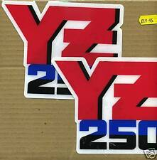 YZ250 YZ 250 1987 T Decals Graphics Stickers