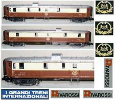 RIVAROSSI 9659 CARROZZA BAGAGLI CIWL FOURGON BAGAGE-VAN CAR Nr.1283 BOX SCALA-N