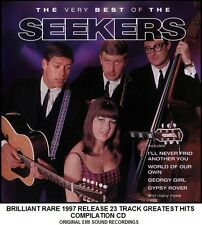 The Seekers - Very Best Greatest Hits Collection RARE CD 60's Folk Judith Durham