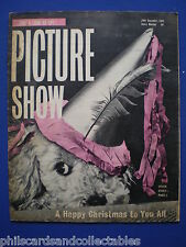 Picture Show magazine  - December 24th 1960