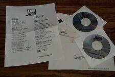BONEY JAMES PERSONAL NOTES MAY 2/3 1998 RADIO 2 HOUR CD PROGRAM show #18 rare!