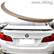 """""""IN STOCK USA ABS BMW 5ER F10 PERFORMANCE REAR TRUNK SPOILER 530i 325d 2016"""