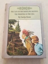 Nancy Drew Mysteries 1964 The Clue of the Whistling Bagpipes and The Phantom of