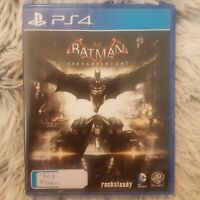 🦇 Batman: Arkham Knight || Sony PS4 Playstation 4 || DC || Pre-owned || Game