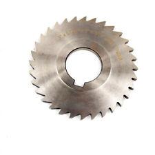 """Fullerton Carbide Slitting Saw 2-1//4/"""" Diam x 0.625/"""" Arbor Diam 44T 2450071"""