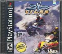 Sno Cross Championship Racing - Video Game - VERY GOOD
