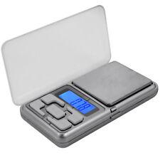 Digital Waage Feinwaage Taschenwaage Briefwaage Goldwaage Mini 200g x 0.01 g