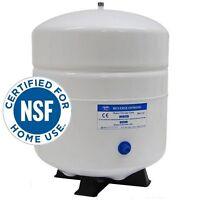 Réservoir métal 8 litres (1,2 gallons) pour osmoseur -Ro tank 1,2 gallons