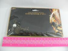 NEW! THE HUNGER GAMES CATCHING FIRE COAL CHARM BRACELET - NECA 2013 - FREE SHIP