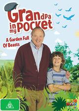 Grandpa In My Pocket - DVD - A GARDEN FULL OF BEASTS - ABC KIDS SHOW - REGION 4