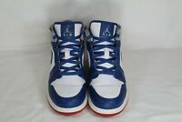 Air Jordan 1 Size 7Y True Blue Olympic 554725-107