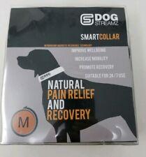 S Dog Streamz Smart Collar Pain Releif And Well Being Collar - Sz Medium