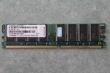 """RAM CARDS:(""""DYNET"""" 533B-512MB PC-400 240pin ) ("""" HSM512D"""" 512MB PC-333 184 PIN"""