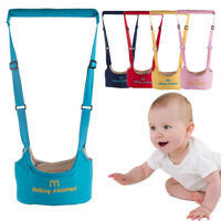 Baby Walking Learning Belt Toddler Assistant Strap best Safety Harness Harn T1D5