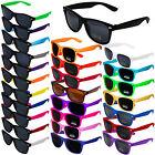 Neu* Sonnenbrille 80er Nerd Style Wayfarer Brille Retro Atzenbrille Brillen 2016