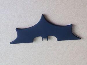 20x black Metal bat batman auto car badge emblem logo Sport Rear decal Sticker
