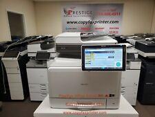 Ricoh Mp C307 Color Copier Printer Scanner Low Meter