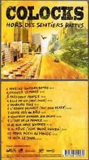 "COLOCKS ""Hors Des Sentiers Battus"" (CD Digipack) 2012 NEUF"