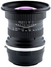 Opteka 15mm f/4 Macro Wide Angle Lens for Fuji X Digital Cameras (EOS-Fuji X)