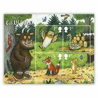 GB 2019 Commemorative Stamps~The Gruffalo~M/S~Unmounted Mint Set~ UK