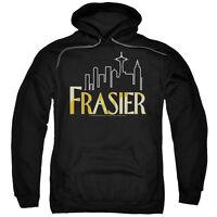 FRASIER TV Show LOGO Licensed Licensed Sweatshirt Hoodie