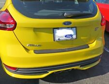 REAR BUMPER SURFACE SCUFF PROTECTOR COVER FITS 2012 2018 FORD FOCUS SEDAN HATCH