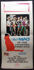 LOCANDINA CINEMA - MIO MAO - Y. BENEYTON - 1970 - COMMEDIA - 01
