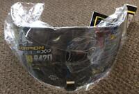 Scorpion EXO-R420 Dark Smoke Everclear Replacement Face Shield 75-01071