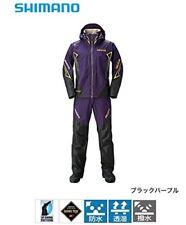 SHIMANO NEXUS Gore-Tex Rain Suits EX RA-119R Black Purple M/L/XL Japan EMS NEW